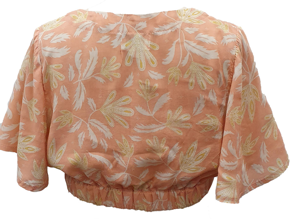 Gypsy Top - Dusty Pink