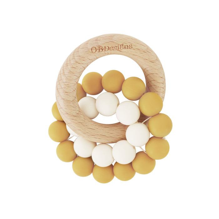 Eco-Friendly Teether - Turmeric