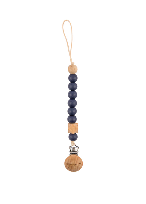 Charlie Dummy Chain - Navy Blue