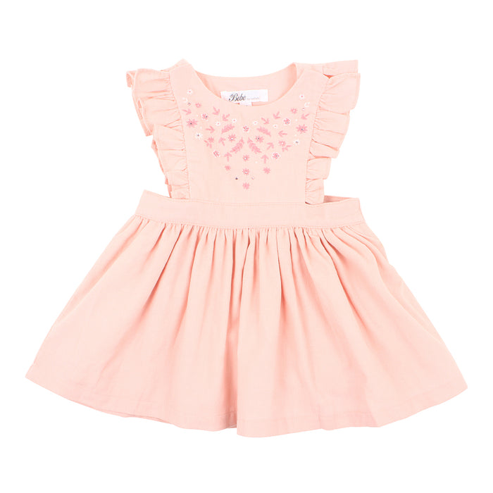 Rose Pinny Dress