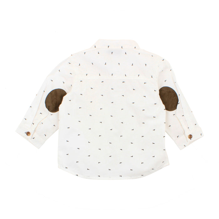 Will Shirt - Cream