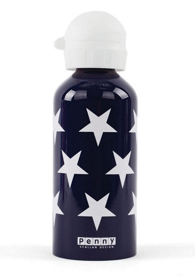 Stainless Drink Bottle - Navy Star