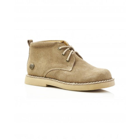 Harry Taupe Desert Boot