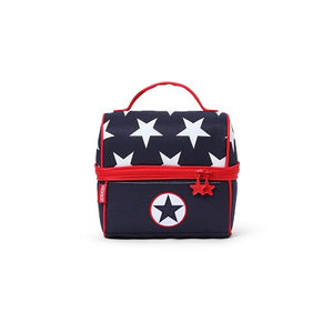 Lunch Pail - Navy Star