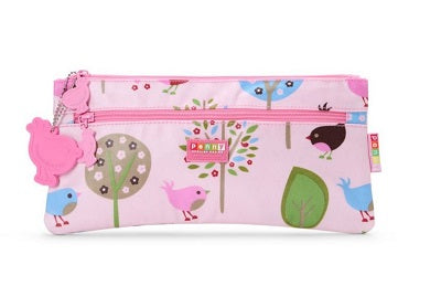 Pencil Case - Chirpy Bird
