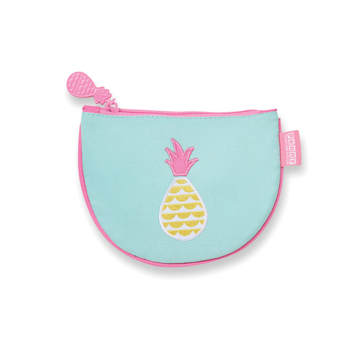 Coin Purse - Pineapple Bunting