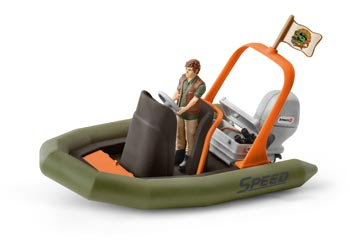 Dinghy with Ranger