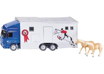 Horse Transporter - 1:50 Scale