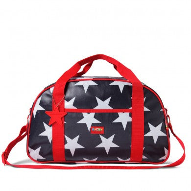 Sleepover Bag - Navy Star