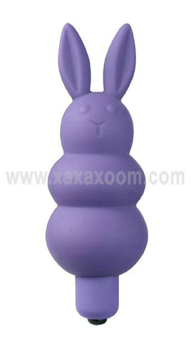 Play Bunny Vibrating Rabbit (Purple)