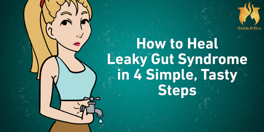 How to Heal Leaky Gut Syndrome