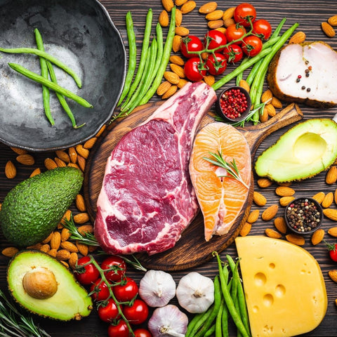 Ketogenic Ideal Foods and best Foods for Diet