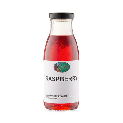 Raspberry Flavour 250ml, Karl Kombucha