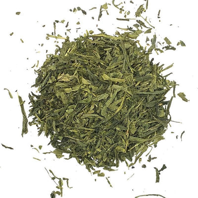 Organic Sencha Green Tea 50g, Loose Leaf Tea, Kombucha Tea