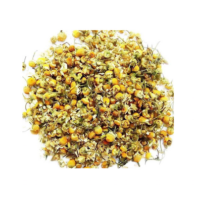 Organic Chamomile Flowers, Loose Leaf Tea