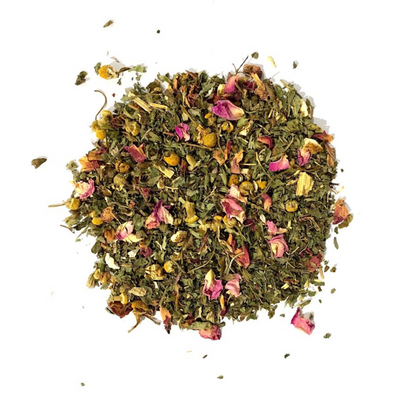 Organic Relax & Rejuvenate Tea, Loose Leaf Tea, Healthy, Relaxing