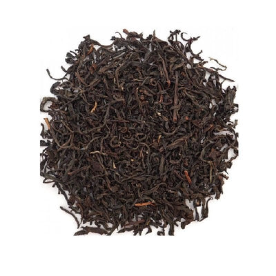 Organic Black Assam Tea (Top Grade, OP1) 50g, Loose Leaf Tea, Kombucha Tea