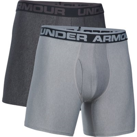 UA Original Series 6in Boxerjock 2-Pack