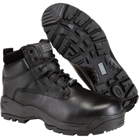 "ATAC 6"" Shield ASTM Boot with Side Zip"