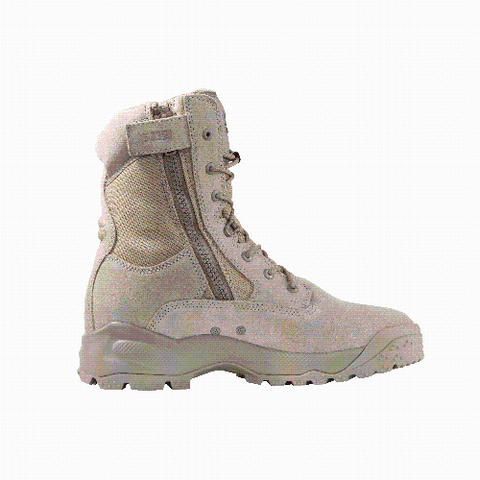 "ATAC 8"" Coyote Boot with Side Zip"