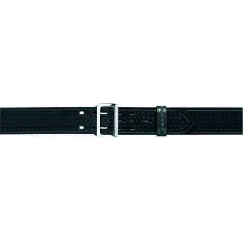 "87V Suede Lined 2.25"" Duty Belt with V"
