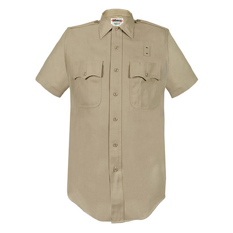 Mens, Silver Tan, LA County Sheriff West Coast Short Sleeve Shirt, Class A