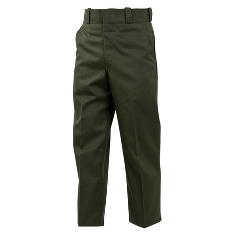 Men's Forest Green LA County Class B Sheriff Pants