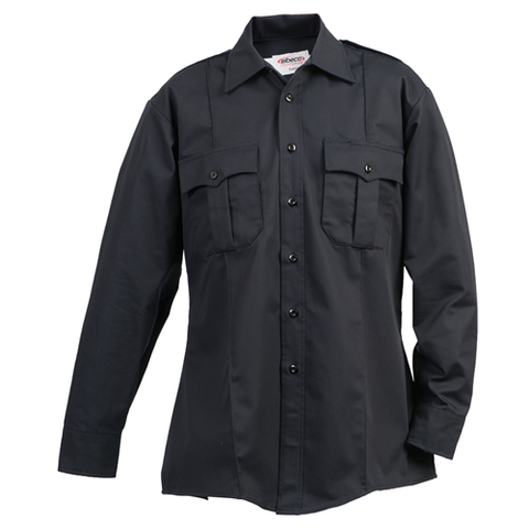 Mens, Midnight Navy,Tek3 Long Sleeve Shirt