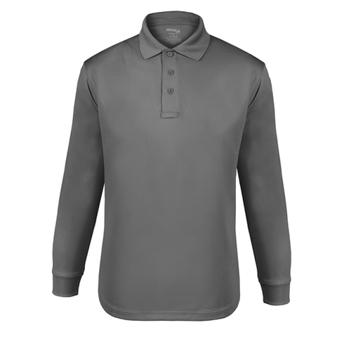 Men's Long Sleeve UFX Tactical Polo Shirt