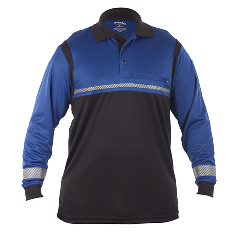 Men's UFX Ultra-Light Long Sleeve Polo Shirt