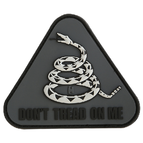 Don't Tread On Me Patch