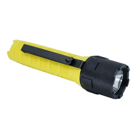 Streamlight Polytac X USB Flashlight w-USB Battery Yellow