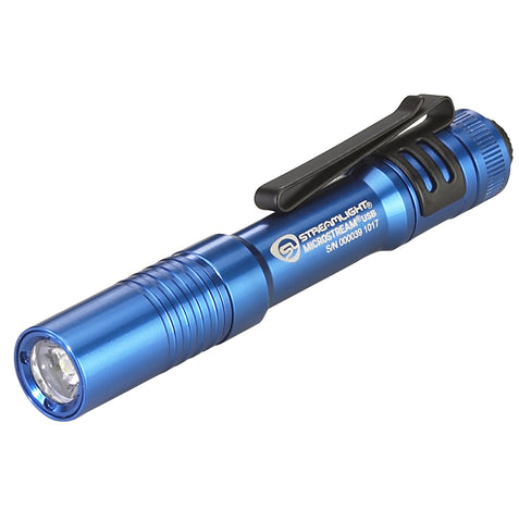 Streamlight MicroStream USB 250 lm Blue Body