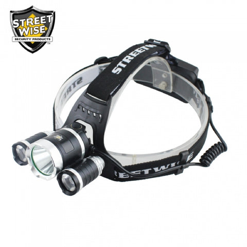 Cutting Edge Streetwise Extreme T6 LED Head Light