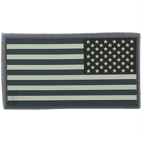 Maxpedition Reverse USA Flag Patch Large SWAT