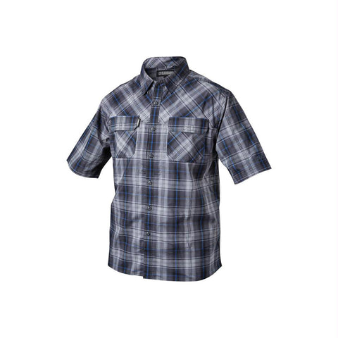 Blackhawk 1730 Short Sleeve Shirt Admiral Blue Small