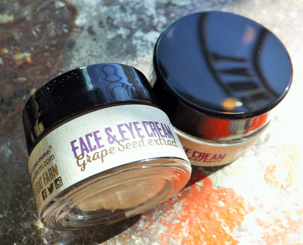 Face & Eye Cream travel / trial size
