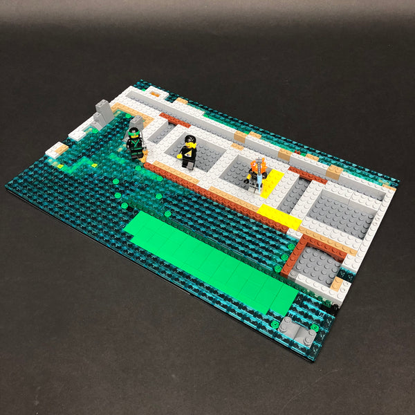 Ninjago City Base Foundation