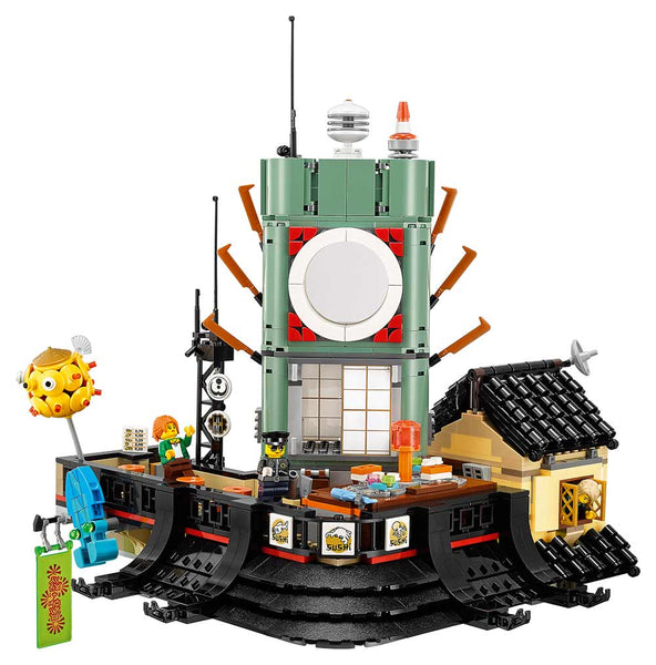 LEGO Ninjago City High Rise