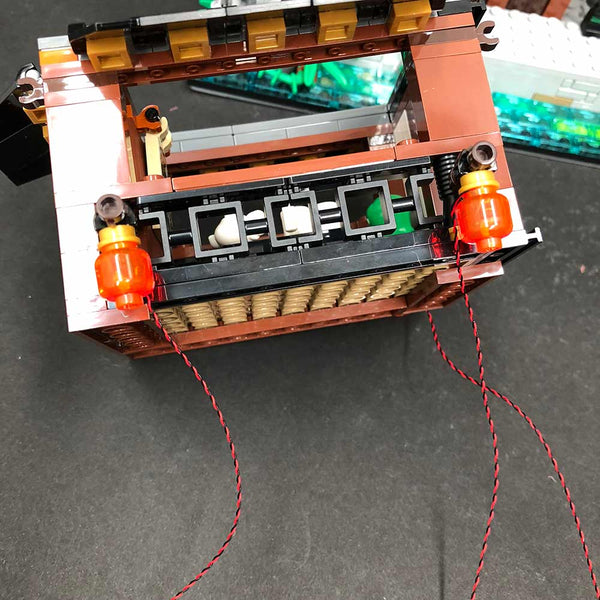 LEGO Ninjago City Lantern Lighting