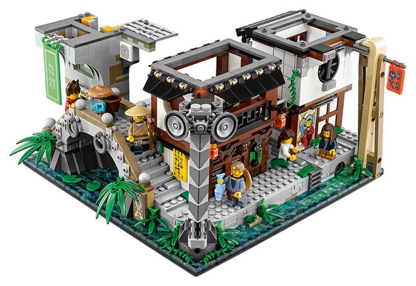LEGO Ninjago City Old World Level