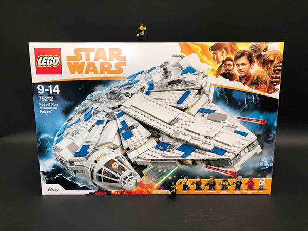 LEGO Kessel Run Millennium Falcon 75212 Packaging