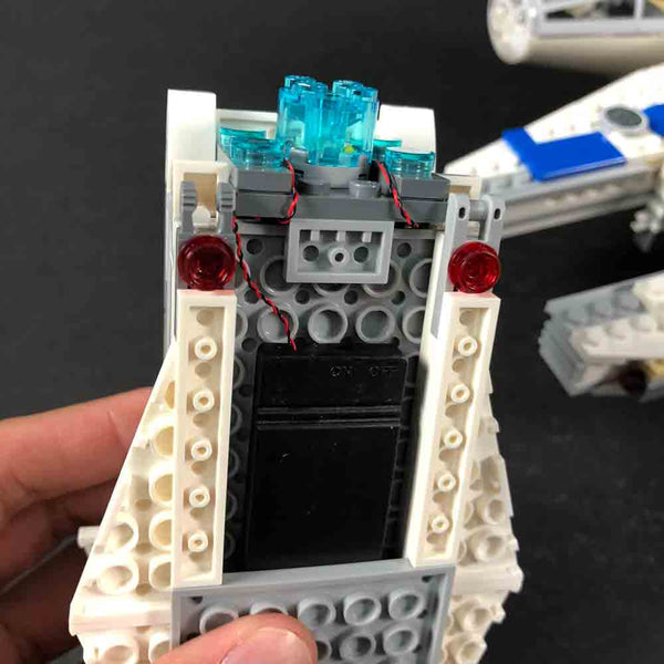 LEGO Kessel Run Millennium Falcon 75212 Cargo Pod Power Pack
