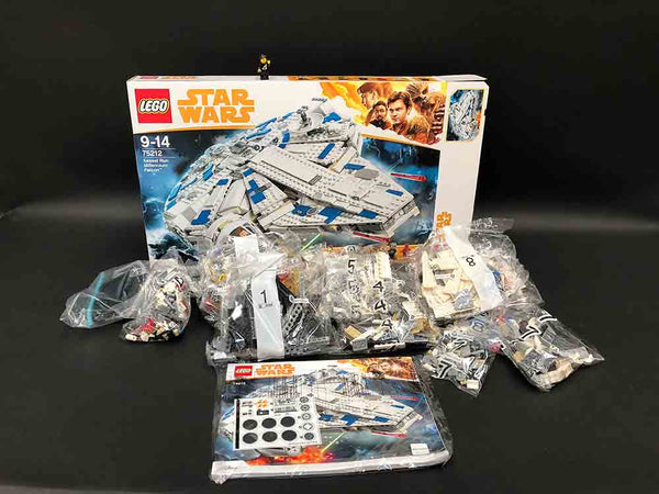 LEGO Kessel Run Millennium Falcon 75212 Pieces