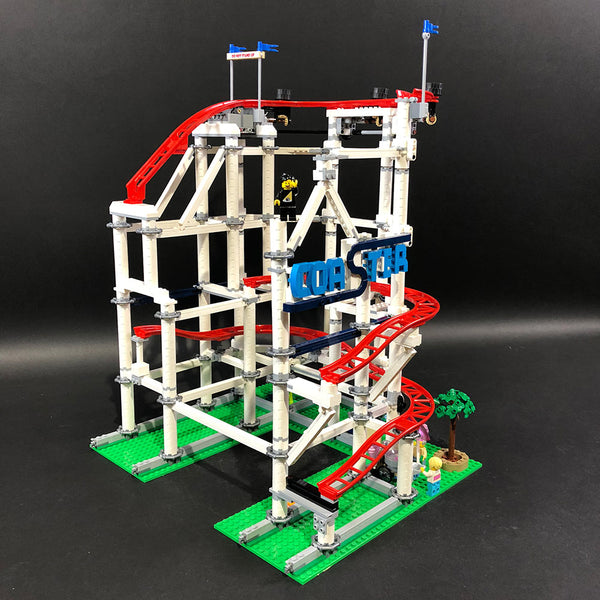 LEGO Roller Coaster Tower