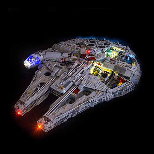 Light Kits for LEGO Star Wars