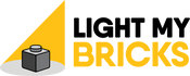 Light My Bricks Logo