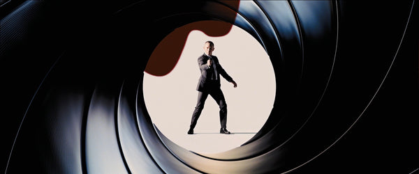 James Bond Gun Barrel Scene
