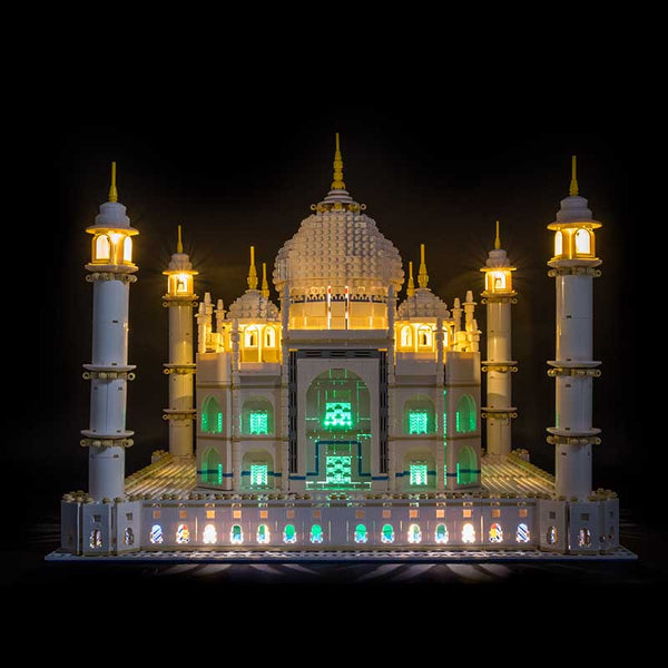 Taj Mahal (10256) wiith Light My Bricks