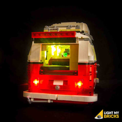 LEGO LED Light Kit for 10220 Volkswagen T1 Camper Van Rear